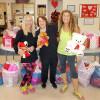 Zumba Citrus donates Valentine bears to homebound seniors