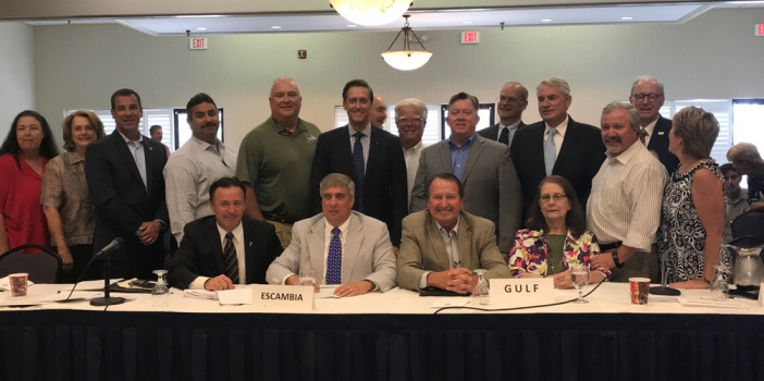 Carnahan attends Gulf Coast Consortium board meeting