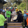 Vols prep for Annual Kid's Fishing Clinic
