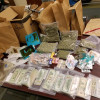 6 arrested in 3 separate drug raids