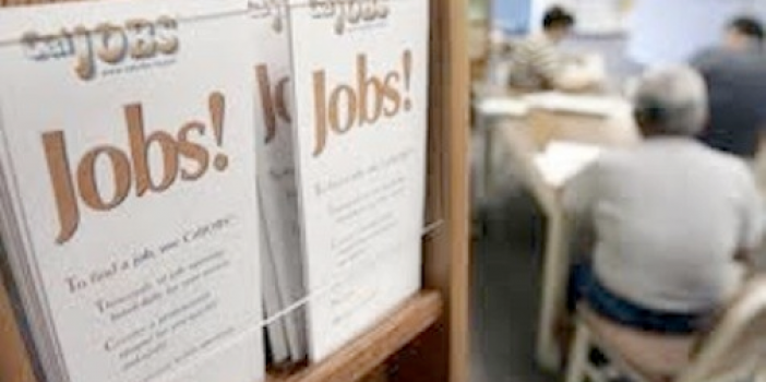 Jobless rate takes a cool dip in July