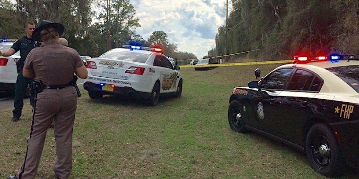 Citrus County pursuit ends in Sumter