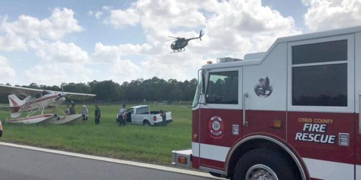 Landing gear frozen, but pilot lands plane safely