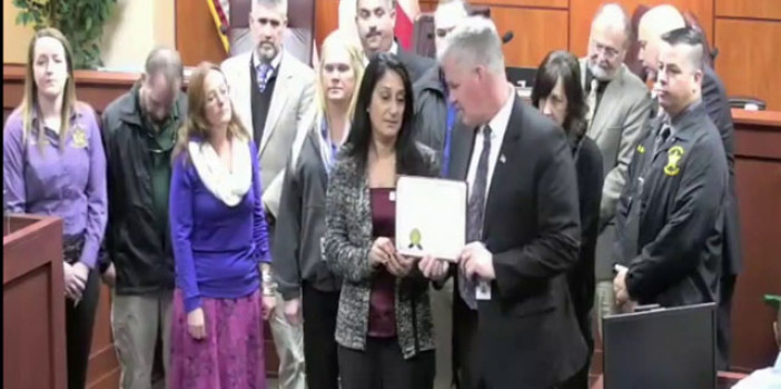 County calls for public to be aware of human trafficking