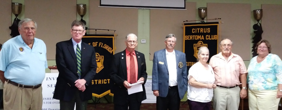 2019-Inverness Sertoma Officers
